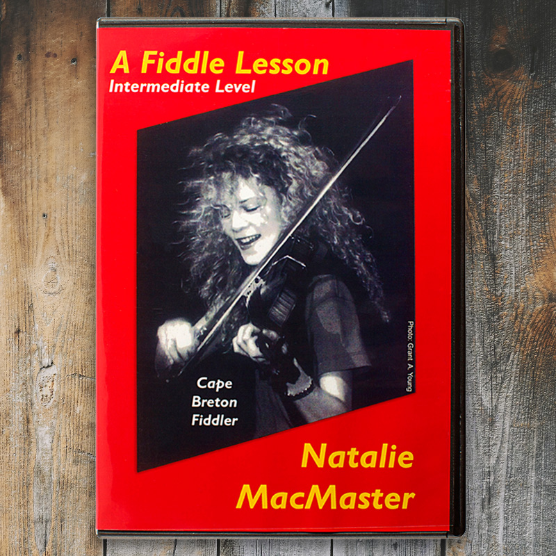 Fiddle Lesson VHS