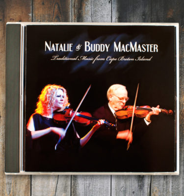 Natalie & Buddy MacMaster CD