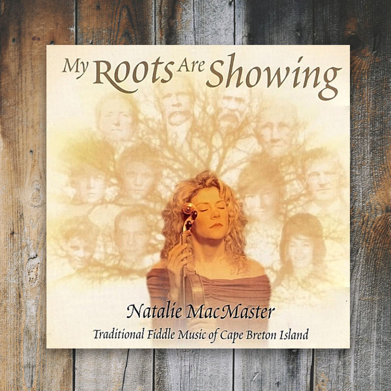 My Roots are Showing Cover
